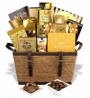 Send Premier Gift Basket to USA