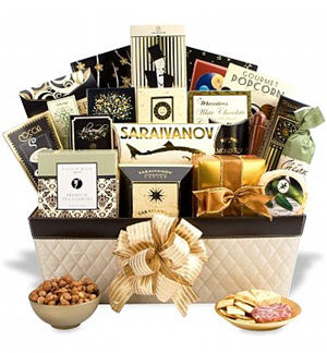 Send Ritz Gift Basket to USA