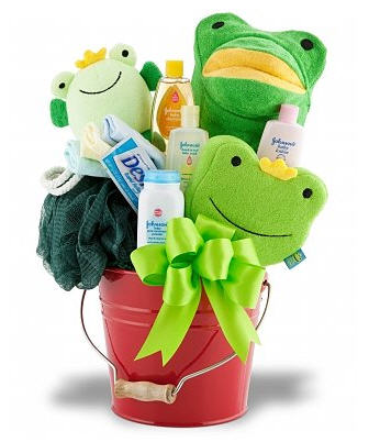 Send Bath Time Gift Set to USA
