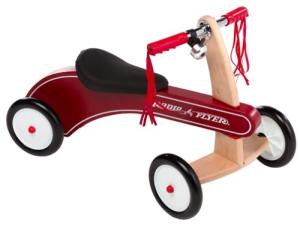 Send RF Classic Tiny Trike to USA