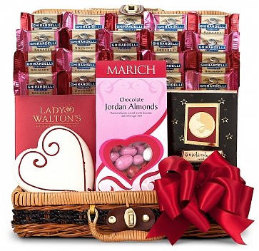 Send Valentine Indulgence to USA