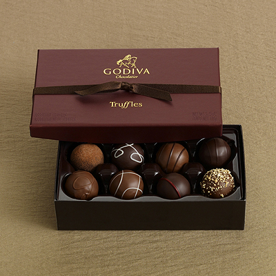 Send 8 pc. Signature Truffle Assortment to USA