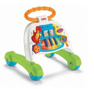 Send Fisher-Price 2-in-1 Singing Band Walker to USA