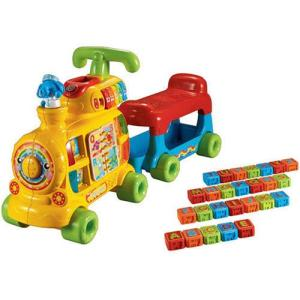 Send Vtech - Sit to Stand Alphabet Train to USA