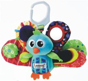 Send Lamaze Jacques the Peacock to USA