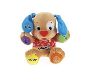 Send Fisher-Price Laugh and Learn Learning Puppy to USA