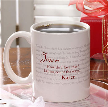 Send Special Coffee Mug to USA