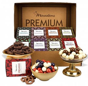 Send Premium Chocolate Collection to USA