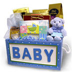 Gifts for Babies to USA